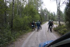Vihti Race reitillä