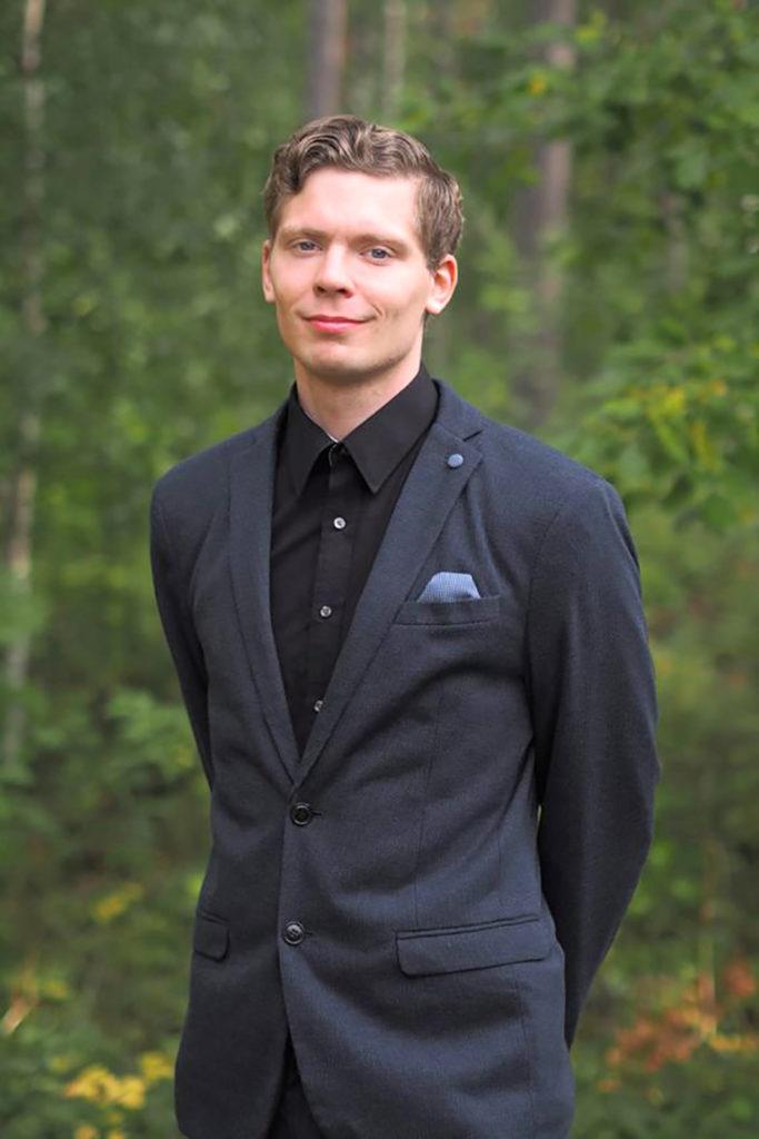 Talousjohtaja Jere Laine
