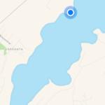 Enäjärven kodan kartta