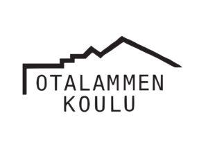 Otalammen koulu logo