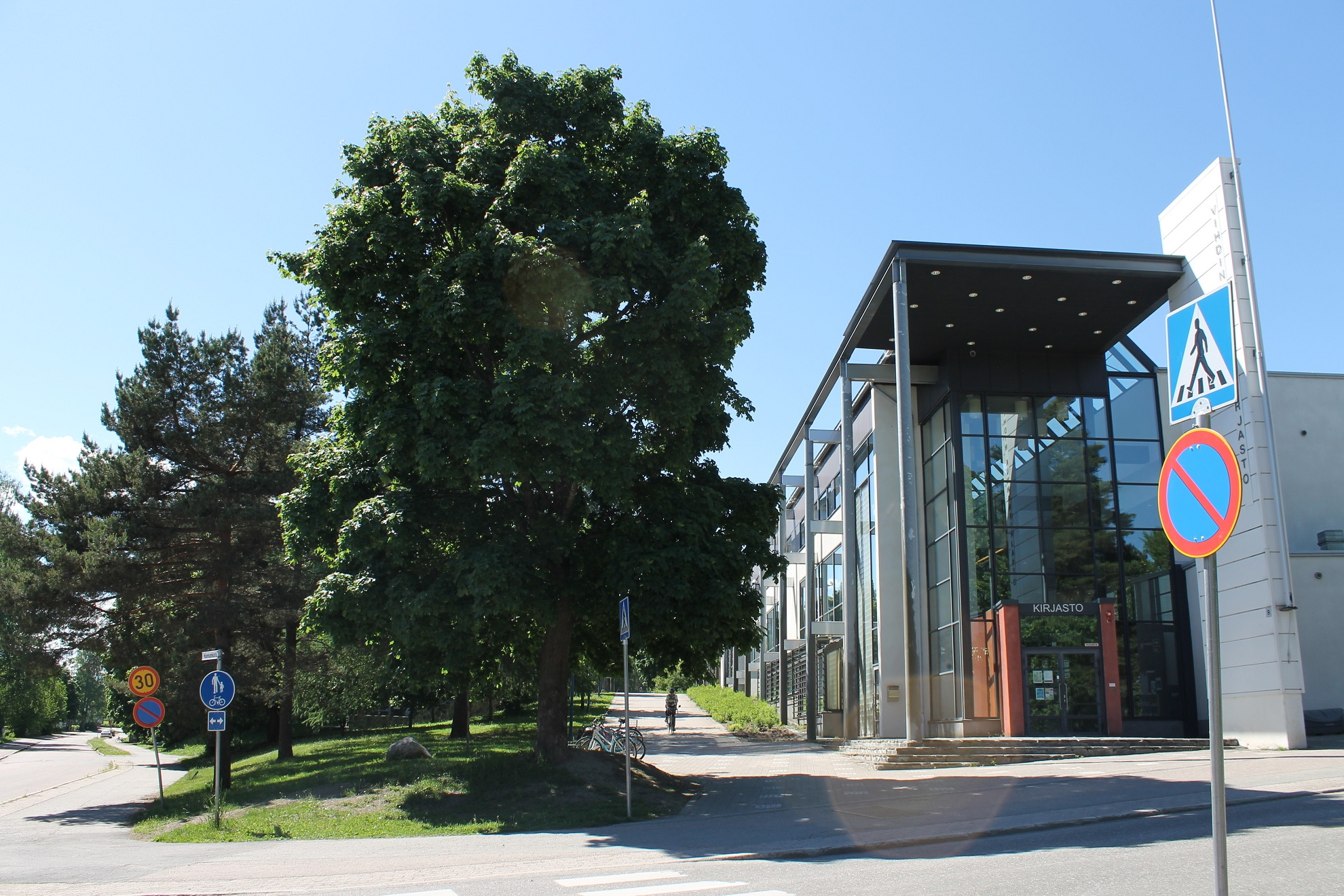 Nummela Kirjasto