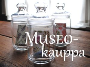 Vihdin museon museokauppa