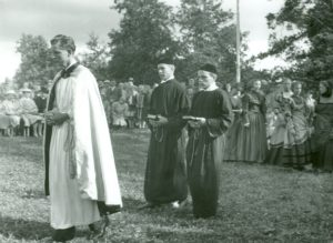 Vihdin seurakunnan 450-vuotisjuhlat v. 1967